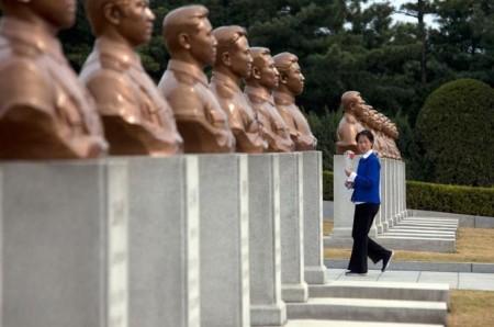 Il memoriale di Pyongyang, Corea del Nord