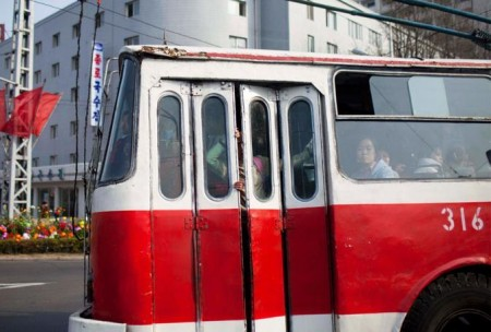 Trasporti pubblici a Pyongyang, Corea del Nord